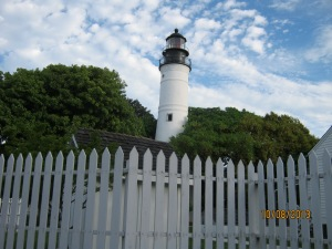 Hemingway's home beacon.