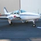 1974 Beechcraft Baron 5B