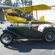 1943 DeHavilland DH-82A Tiger Moth