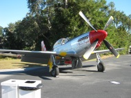 1944 North American Aviation TF-51D Mustang