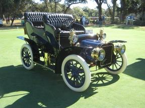 1908 Touring Cadillac